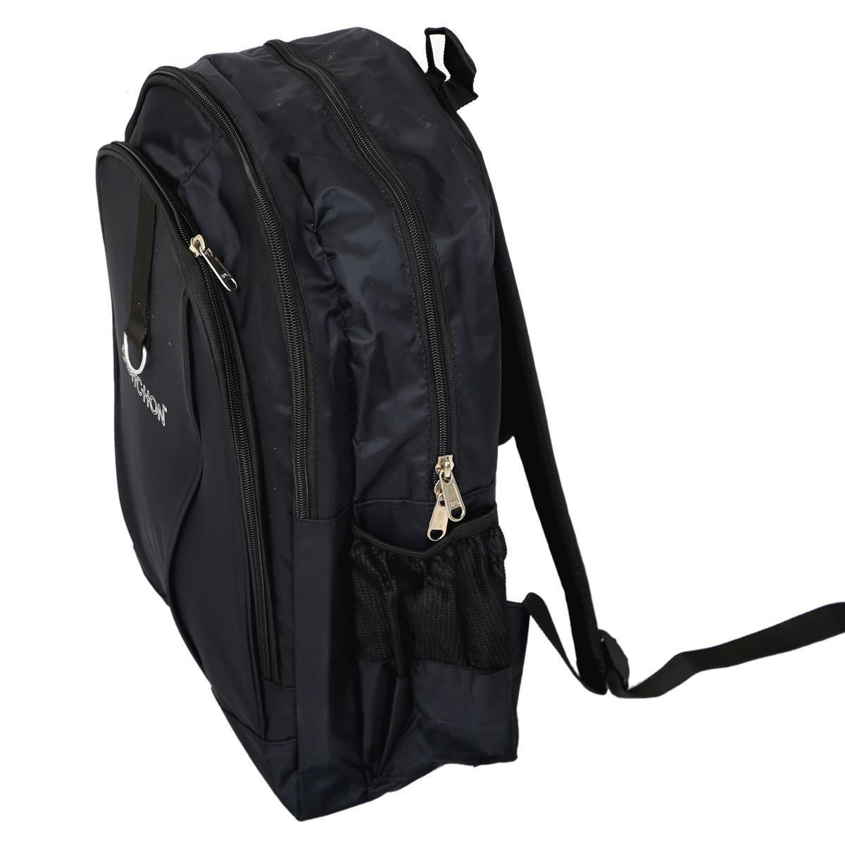 Kuber Industries 25 Ltrs School Bag, Backapack (Black)-KI19055