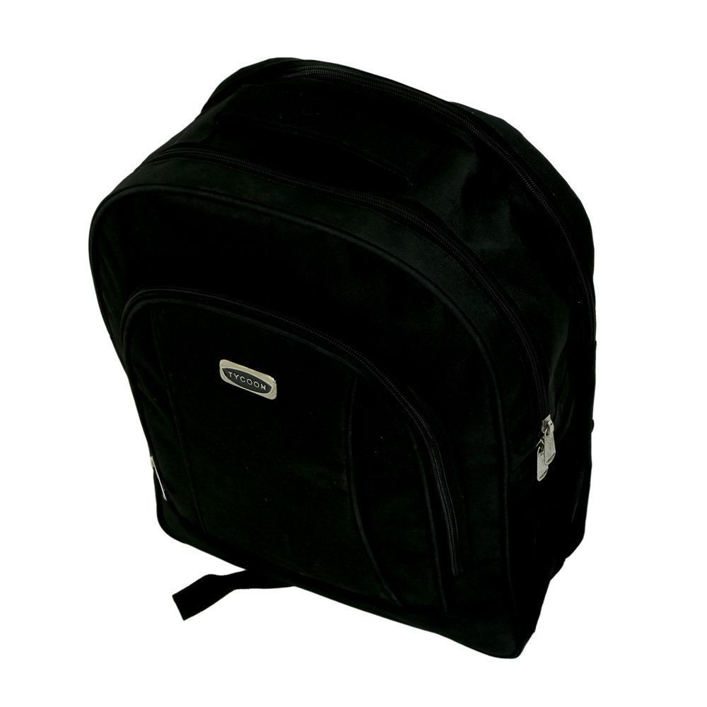 Kuber Industries Black School Bag, Backpack