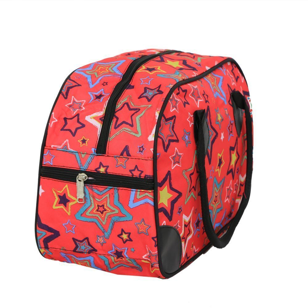 Kuber Industries Unisex Elegent Handheld Spacious Travel Duffle Luggage Bag(colour & print might vary according to availability)