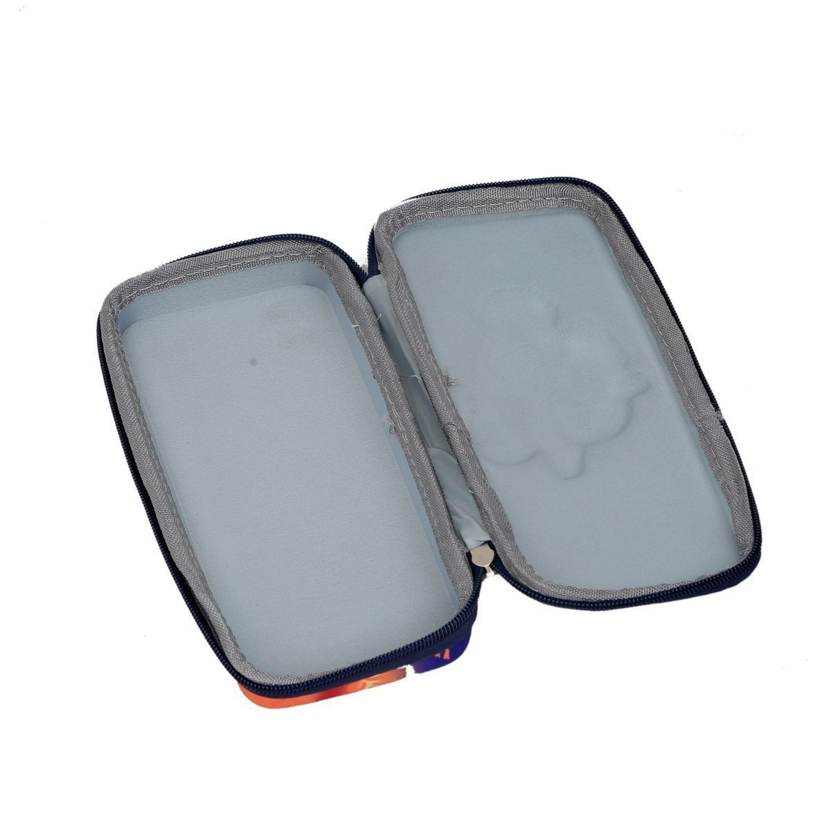 Kuber IndustriesTM Raised Figure Pencil Box Pouch Cases For School