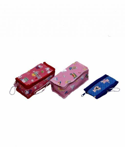 Travelling kit 3 pcs set