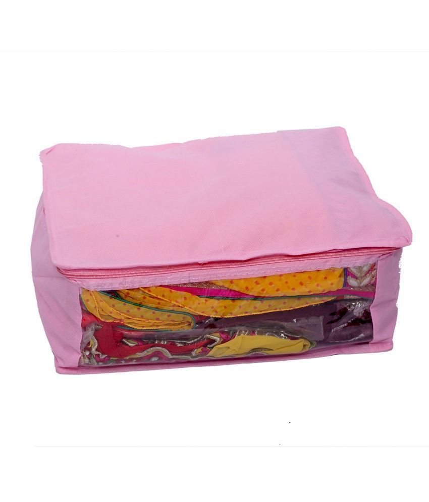 Kuber Industries Non Woven Saree Cover