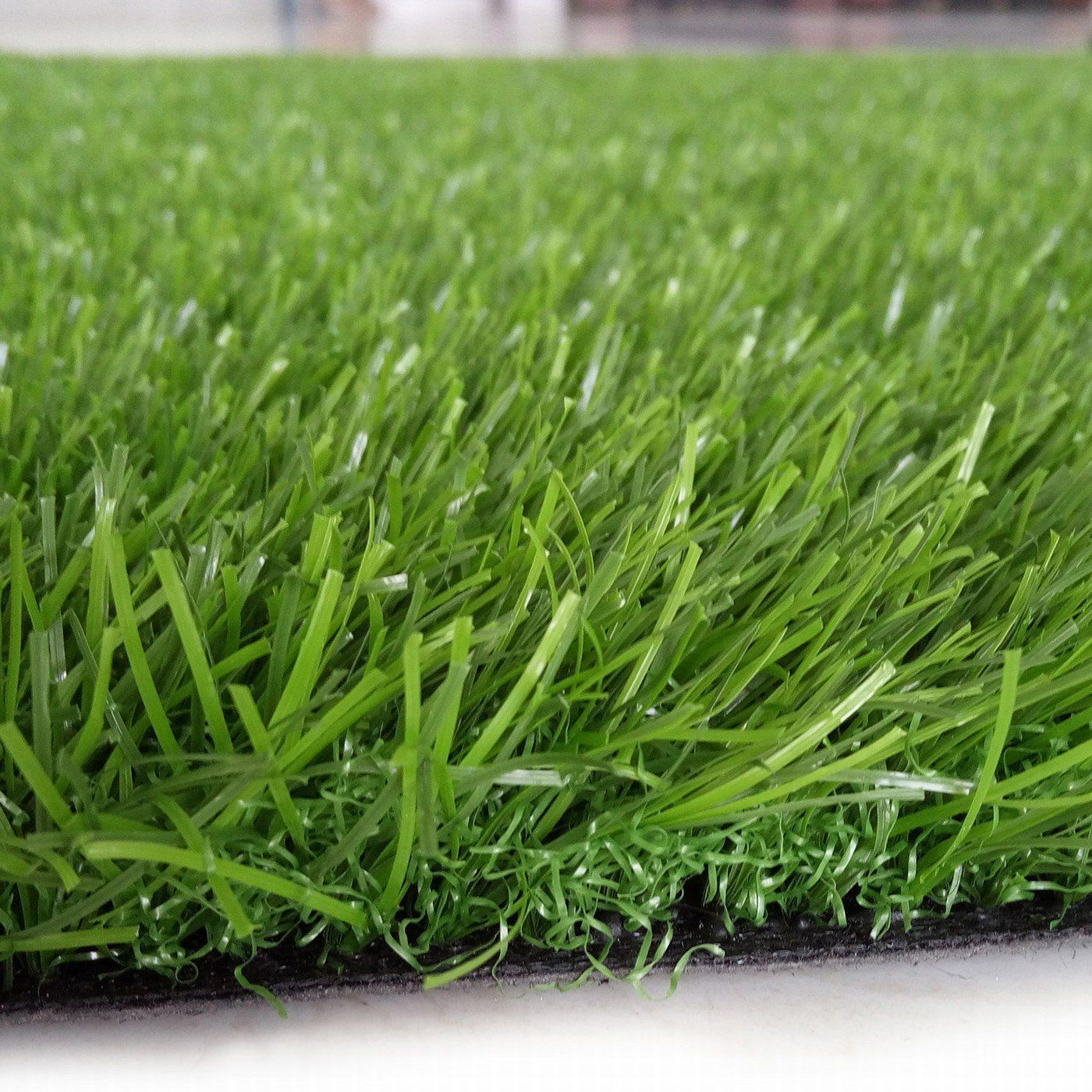Kuber Industries™ 45 MM Arificial Grass For Floor, Soft And Durable Plastic Natural Landscape Garden Plastic Mat (4 X 5 FEET) In Thick Material (G02)