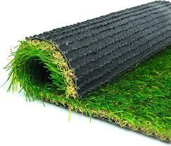 Kuber Industries™ 45 MM Arificial Grass For Floor, Soft And Durable Plastic Natural Landscape Garden Plastic Mat (4 X 10 FEET) In Thick Material (G03)