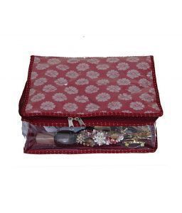 Make up kit in Brocade With front lamination