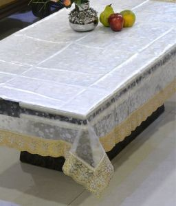 Center table Cover Transparent 3-D Design