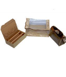 Exclusive Saree Cover Make Up Kit & Two Roll Bangle Box 3 Pcs Set