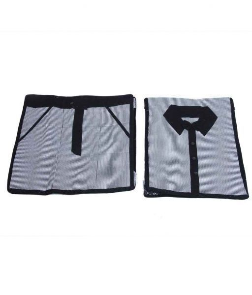 Shirt Cover & Trouser cover in cotton material 2 Pcs set
