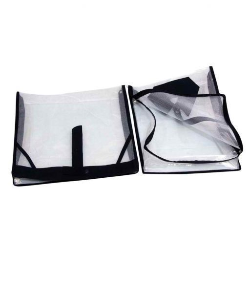 Shirt Cover & Trouser cover in full transparent net 2 Pcs set