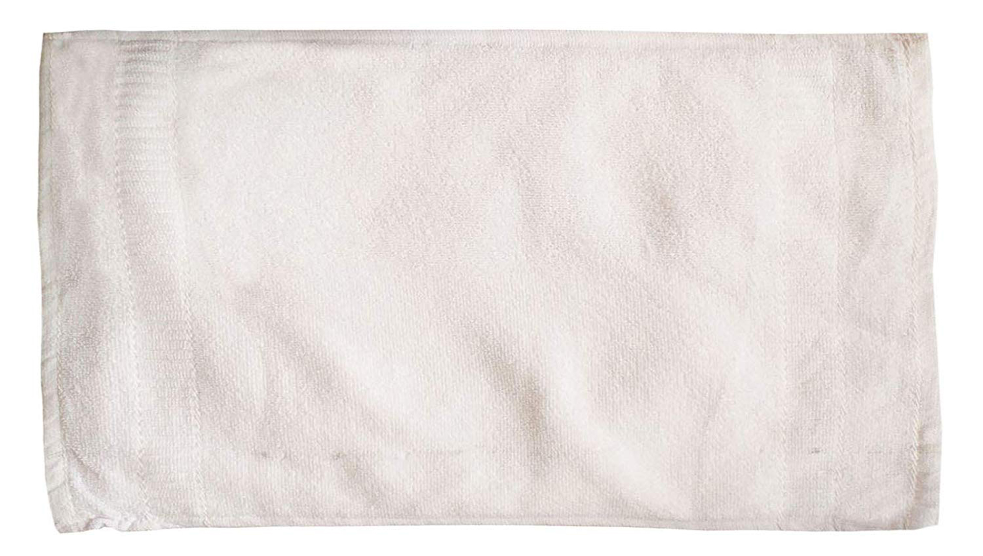 "Kuber Industries 100% Cotton 5 Pieces Full Size Bath Towel 30""x60"" (White)-CTKTC24286"