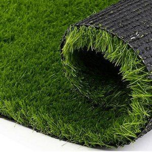 Kuber Industries™ 35 MM Arificial Grass Door Mat(60 cm x 38 cm x 1.5 cm) Code-DGrass14