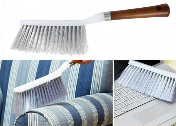 Kuber Industries™ Cleaning Brush/Duster For Carept,Sofa,Home,Curtain,Car,Bed,Office etc. Set of 1 Pc (Duster008)