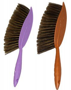 Kuber Industries™ Cleaning Brush/Duster For Carept,Sofa,Home,Curtain,Car,Bed,Office etc. Set of 2 Pcs (Duster21)
