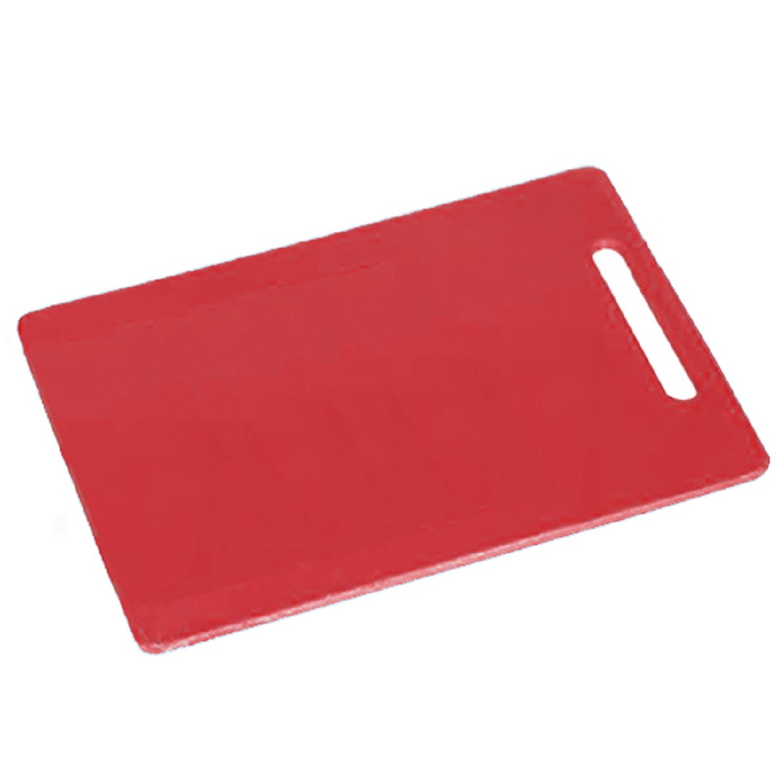 Kuber Industries Plastic 2 Pieces Chopping Cutting Board With Handle (Pink) -CTLTC11563