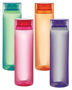 Kuber Industries™ Unbreakable Fridge/Refrigerator Bottle (1000 ML) Set of 4 Pcs (Code-Botl17)