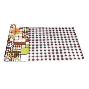 Kuber Industries Wardrobe S Shelf Mat Kitchen Shelf Mat