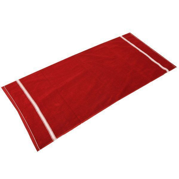Kuber Industries Soft Terry Full Size Men's Bath Towel GSM-400 (30*60 Inches ) Cherry Red -KU8