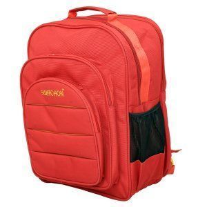 Kuber Industries 30 Ltrs School Bag, Backapack (Red) -KI19047