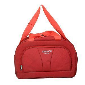 """Kuber Industries Travel Duffle Luggage Bag, Shoulder Bag, Weekender Bag with Inner Pocket- KI19061 """