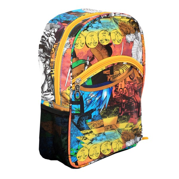 Kuber Industries Junior 12 Litres Kids Backpack (3-5 Years) - KI9058