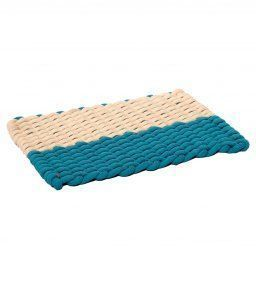 Kuber Industries Sequencial Knot Design Door Mat