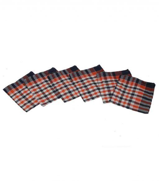 Kuber Industries Kitchen Nakin / Kitchen Towel Pack of 6 Pcs (18*18 Inches)