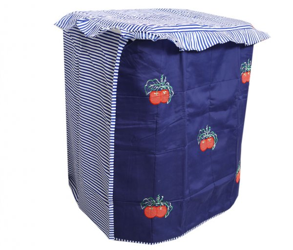"""Kuber Industries Washing Machine Cover for Semi-automatic 6.5Kg Model (Quited Cotton Material) """