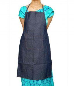 Kuber Industries Apron (100% Cotton Denim)