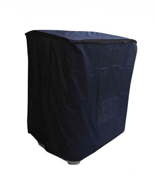 """Kuber Industries Waterproof & Dustproof Washing Machine Cover for Semi-automatic 6.5Kg Model """