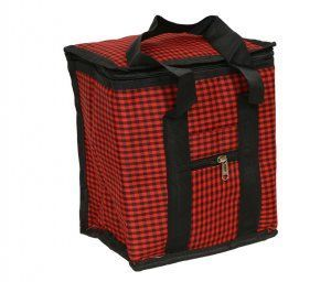 Kuber Industries Waterproof Lunch Bag (Canvas)(colour & print might vary according to availability)