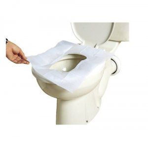 how to make a toilet seat cover fit