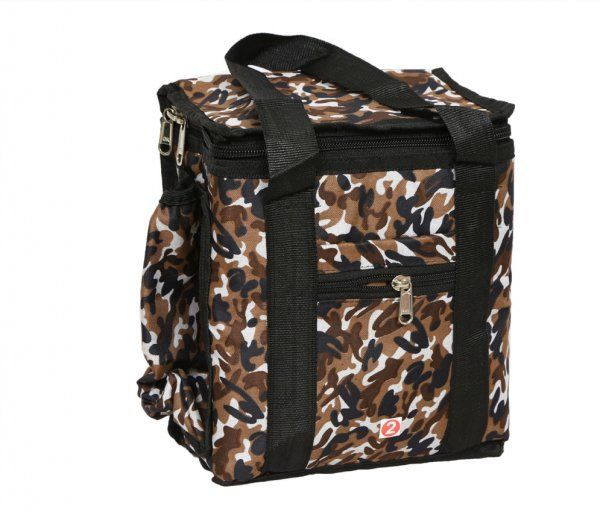 Kuber Industries Waterproof Lunch Bag (Canvas)