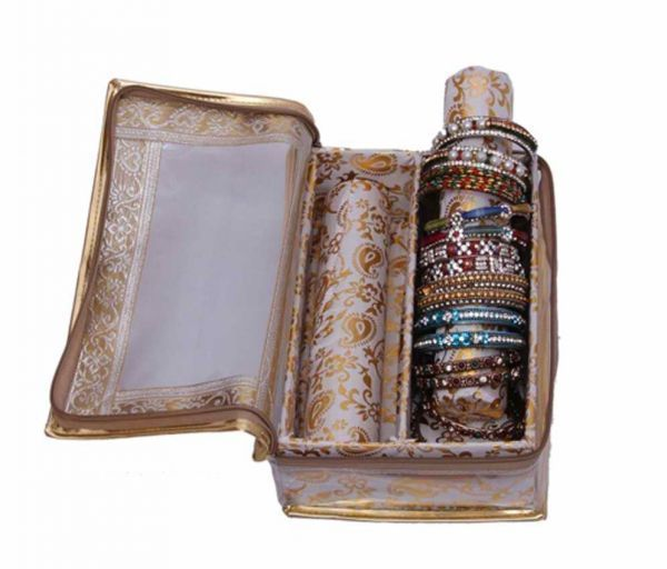 Bangle Box 2 Roll In Brocade