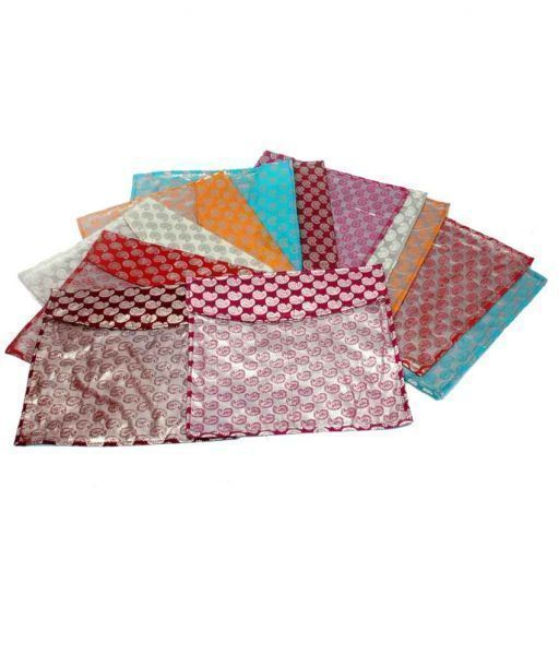 Brocade saree Cover 12 Pcs Set
